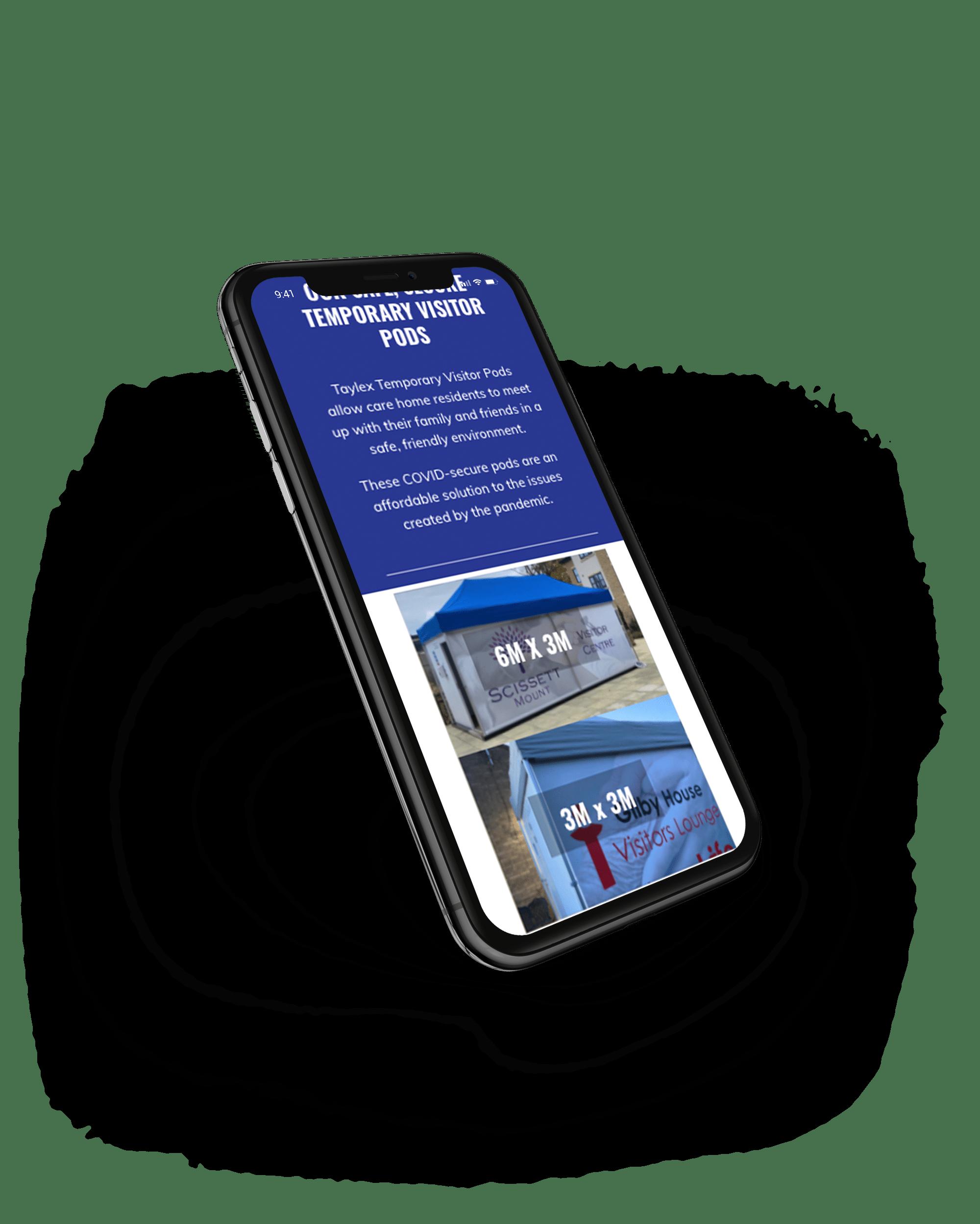 Taylex-iPhone