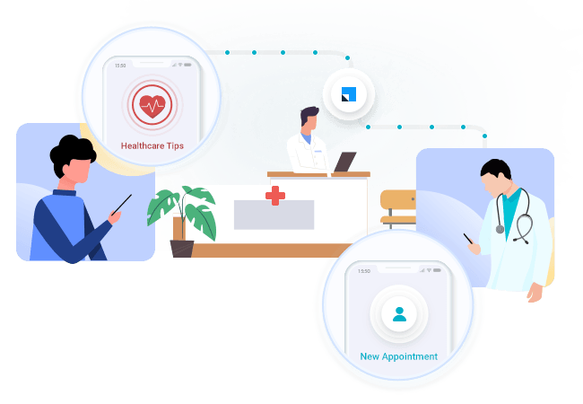 healthcare marketing automation